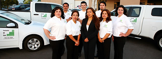 California Commercial Cleaning Service and Home Janitorial